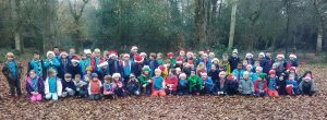 Dorking Beaver Scouts at Christmas