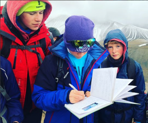 Hersham Scouts And Explorers Explore The Arctic Circle