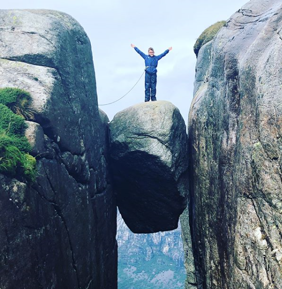 Hersham's Nordic Adventure